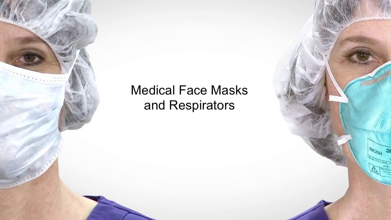 Surgical Face Masks or Respirators?